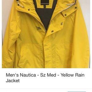 Nautica Mens Raincoat